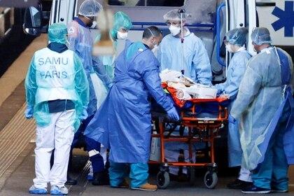 Desde su aparición en Wuhan, a finales de diciembre de 2019, el nuevo coronavirus transformó la faz de la Tierra (Reuters/ Christian Hartmann)