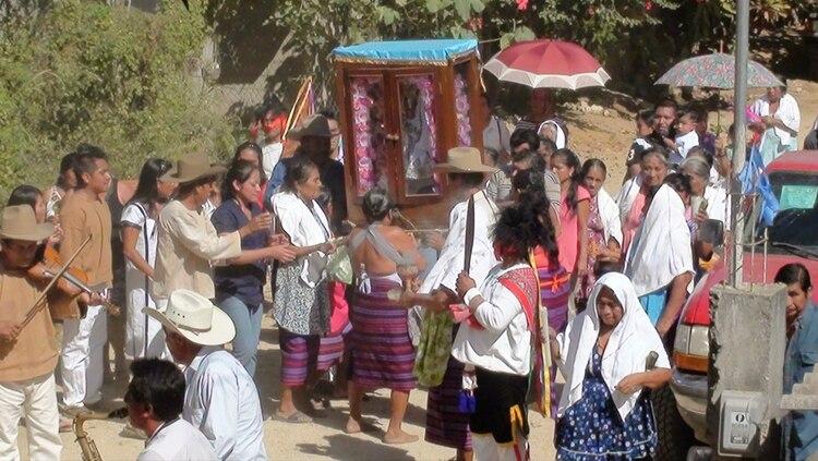 En Pinotepa Nacional hay unos 10.000 hablantes de mixteco (Foto: Hermenegildo López)