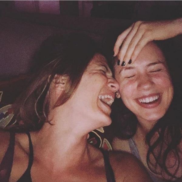 Paula y Delfina Chaves