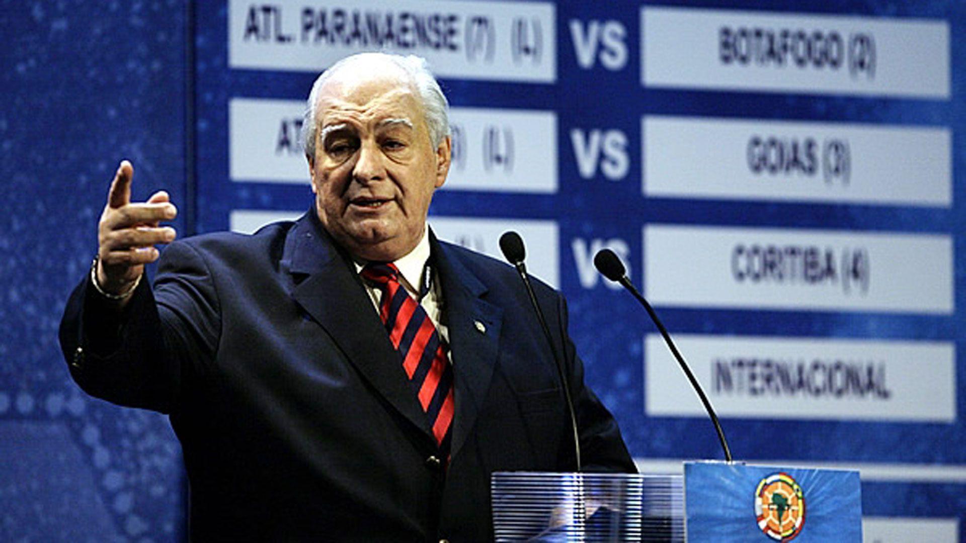 Eduardo Deluca fue inhabilitado de por vida por la FIFA