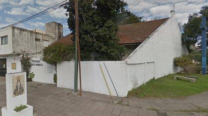 La esquina en la que se produjo el homicidio de Ernesto Cavazza.