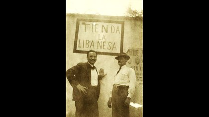 Inmigrantes libaneses en la Argentina, en 1935.  163