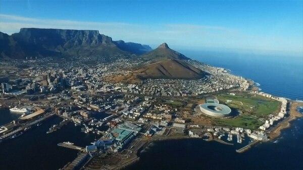 """La ciudad más famosas de Sudáfrica se acerca al """"Día Cero"""""""