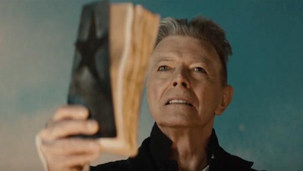 Reviven a David Bowie con tema inédito el día su cumpleaños