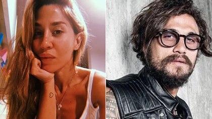 Jimena Barón y Daniel Osvaldo son padres de Morrison, que nació en Italia