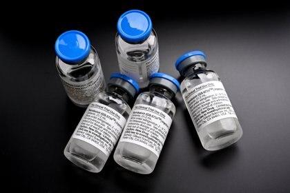 Para disminuir la mortalidad de la enfermedad hizo que se permitiera el uso de nuevas drogas como es el caso de remdesivir en monos (EFE)