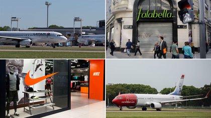En los últimos meses, hubo una salida masiva de empresas extranjeras