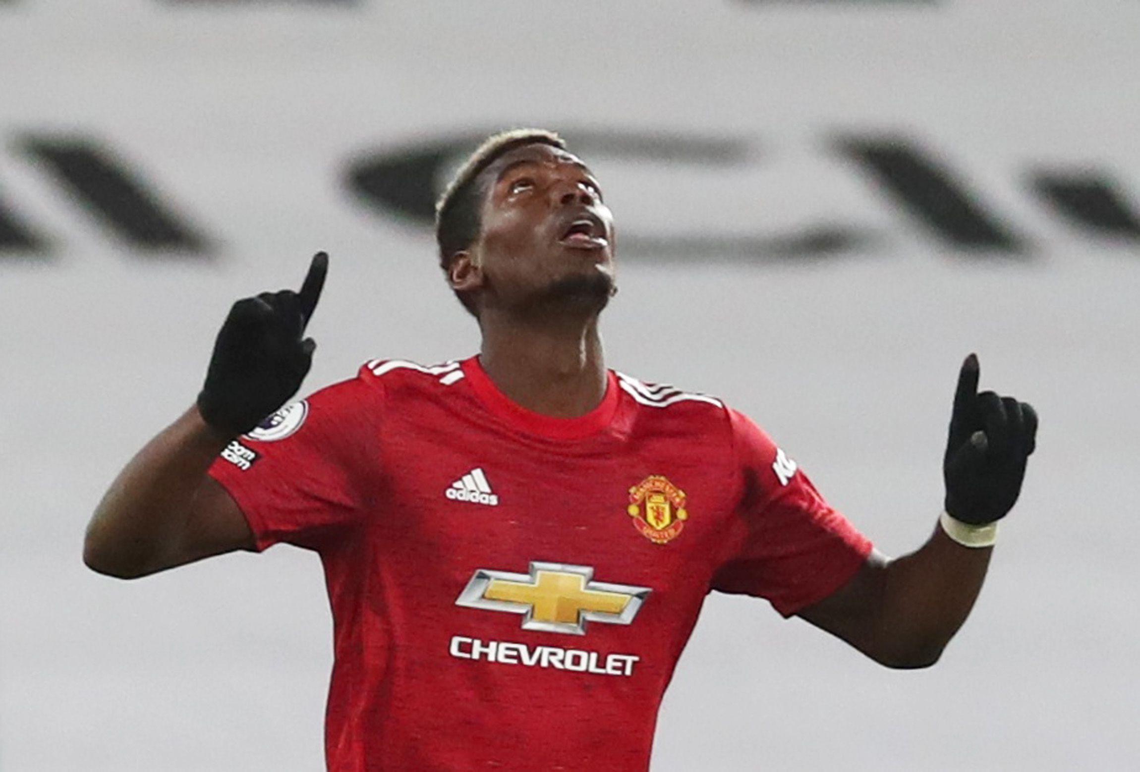 5) Paul Pogba, Manchester United, USD 20,66 millones