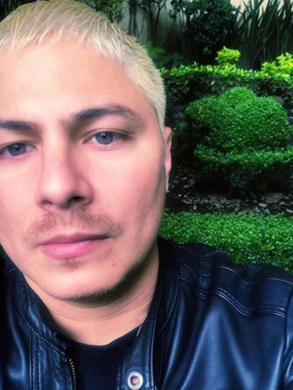 Botti no quiso revelar detalles de su trabajo en Televisa (IG: bottimusic)