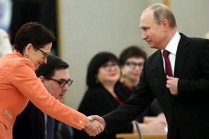 Putin inicia su cuarto mandato(Reuters)