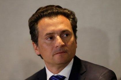 Imagen de archivo. Emilio Lozoya, exdirector ejecutivo de Petróleos Mexicanos. (Foto: Reuters)