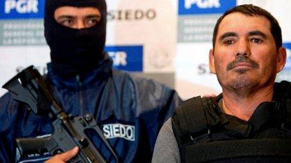 """""""El Pozolero"""" fue detenido en 2009 y reconoció su participación en la desaparición de al menos 300 cuerpos (Foto: archivo)"""