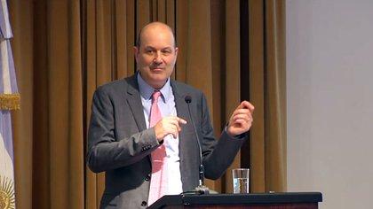 Federico Sturzenegger, ex presidente del Banco Central