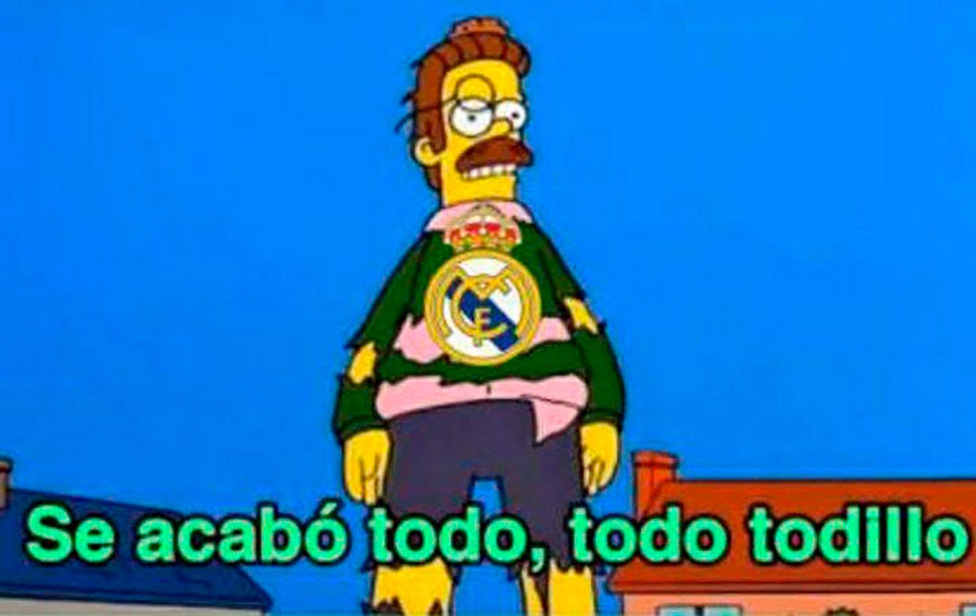 memes por la caída de la Superliga europea