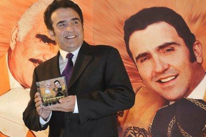 Vicente Fernández Jr. aseguró que se trata de una campaña de desprestigio en su contra, orquestada por su ex esposa (Foto: Cuartoscuro)