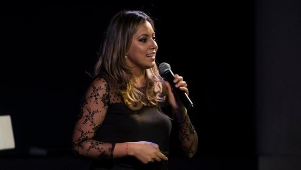 La primera dama de Puerto Rico, Beatriz Roselló ofreció un discurso emotivo e inspiracional.
