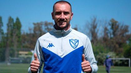 Federico Mancuello regresa al fútbol argentino (@velez)