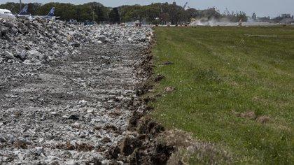 La pista, además de ser más larga, sumará 20 metros de ancho