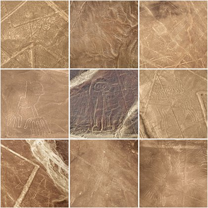 Líneas de Nazca, Perú (Getty)