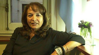 La jueza Elena Liberatoriutiliza lenguaje inclusivo en sus sentencias