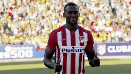 Jackson Martínez, ex jugador de Atlético de Madrid, podría regresar al DIM para jugar la Copa Libertadores (EFE)