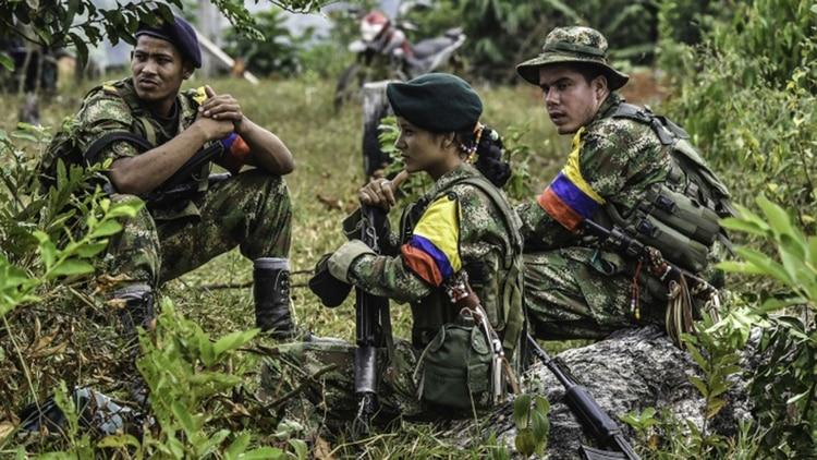 Los disidentes de las FARC están en 123 municipios de lo 1.100 que tiene Colombia.