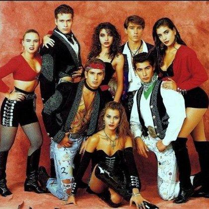 La banda se mantuvo vigente hasta 1996, cuando ya la mayoría de los integrantes originales lo habían abandonado (Foto: Twitter@jjsolisher)