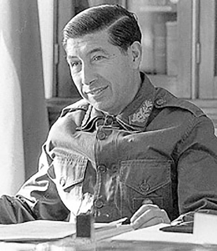 El ex militar murió el 18 de septiembre de 2015 a los 85 años