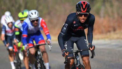 El colombiano enfoca su temporada en el Giro de Italia donde será el líder del Ineos Grenadiers. Vía: Ineos