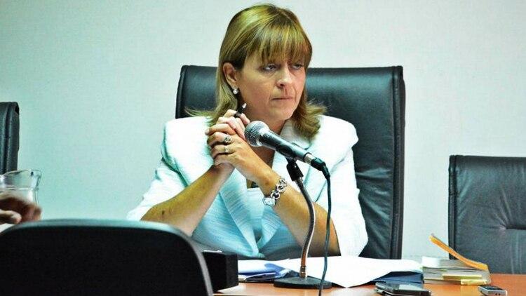 La jueza Marta Yáñez, a cargo del expediente penal de la tragedia