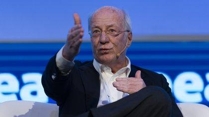 Paolo Rocca, CEO de Techint (Adrián Escandar)
