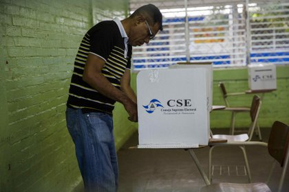 Nicaragua tiene previsto celebrar elecciones nacionales el 7 de noviembre del 2021. EFE/Jorge Torres/Archivo