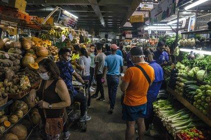 Mercado municipal de Chacao, Venezuela (Europa Press)