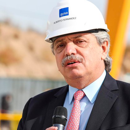 Alberto Fernández respaldó a Kicillof y a la intendenta de Quilmes por su actuación en Villa Azul