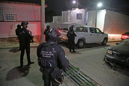 La Fiscalía General de la República arrestó en una casa Mario Marín, ex gobernador de Puebla, quien es acusado de torturar a la periodista Lydia Cacho, en el año 2006.   FOTO: CARLOS ALBERTO CARBAJAL/CUARTOSCURO