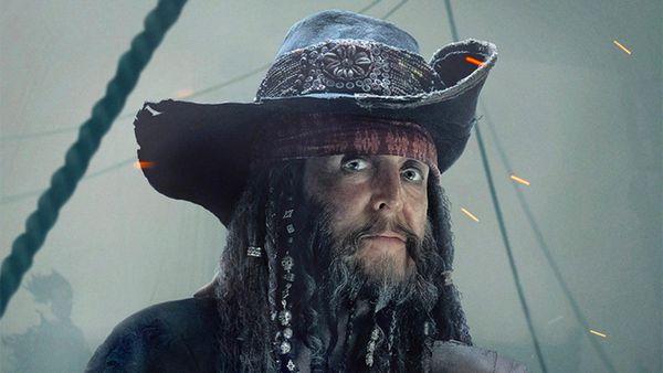 """Con esta imagen Paul McCartney anunció que estará en la nueva película de """"Piratas del Caribe"""""""