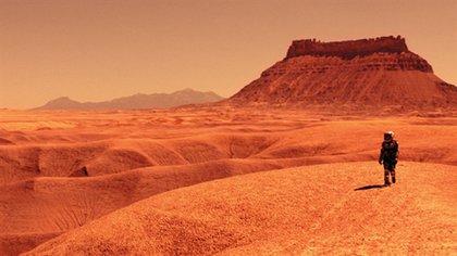 Los diversos estudios científicos harán posible la llegada del hombre a Marte