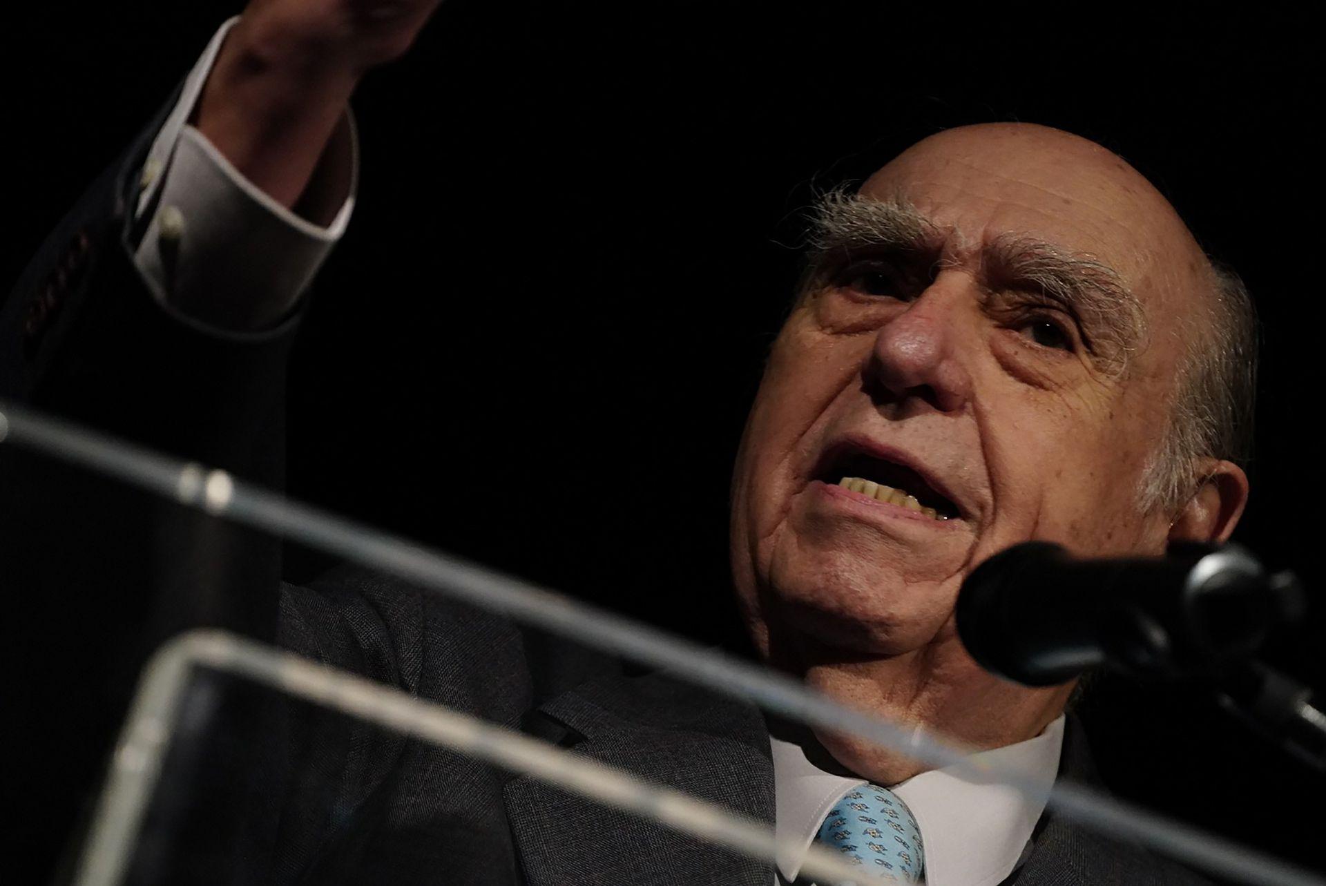 Julio Maria Sanguinetti, ex presidente de Uruguay - MALBA 23/09/21