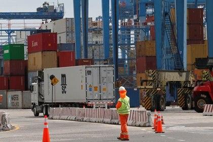Imagen de archivo del puerto chileno de Valparaíso, el 23 de enero de 2020. REUTERS/Rodrigo Garrido