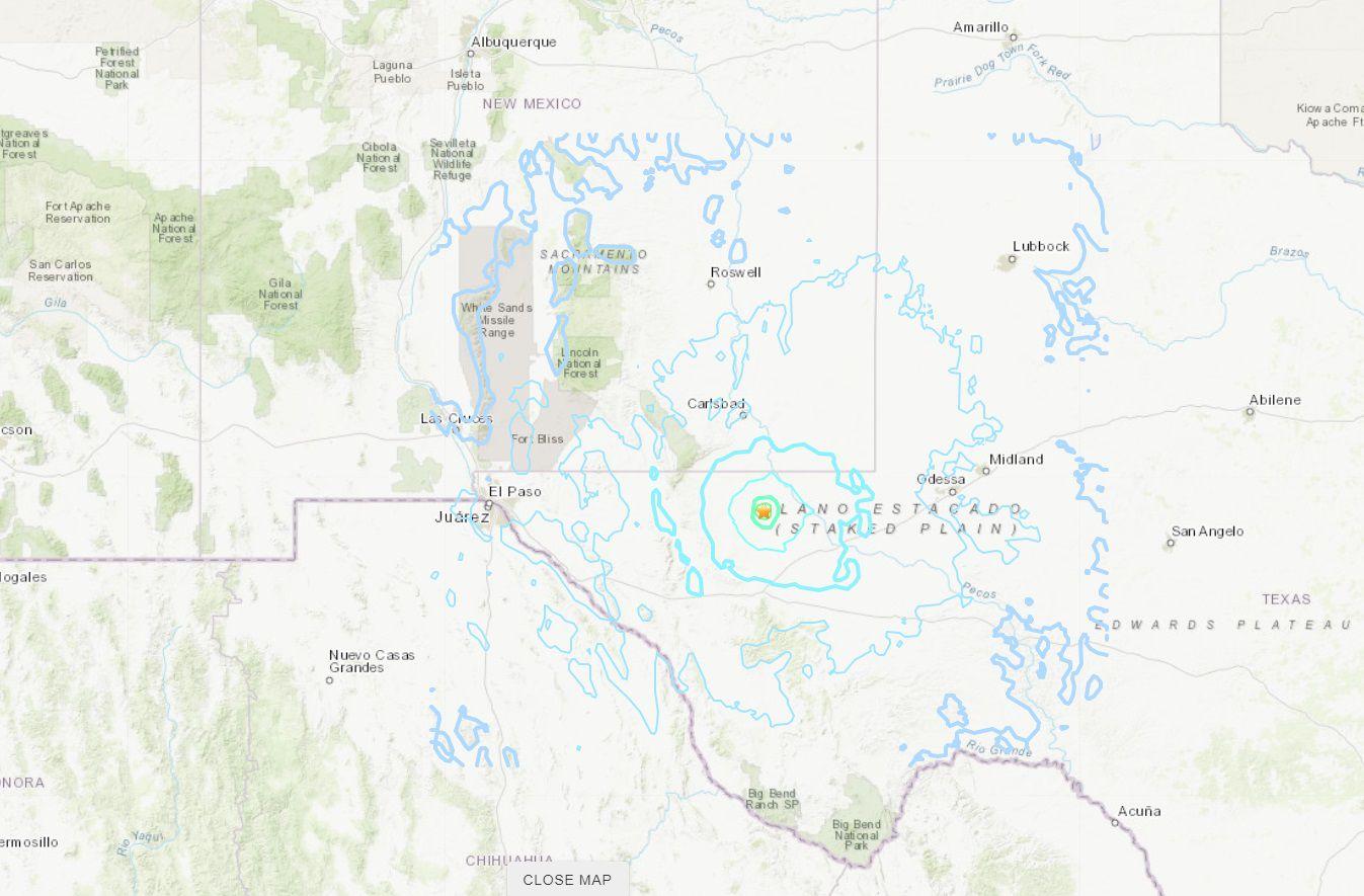 (Foto: Servicio Geológico de Estados Unidos)