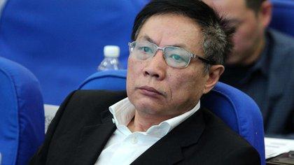Ren Zhiqiang, el empresario chino a quien el régimen de Beijing hizo desaparecer por sus críticas contra Xi Jinping en el manejo del brote del coronavirus (Shutterstock)