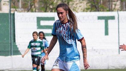 Macarena Sánchez busca la profesionalización del fútbol femenino en Argentina