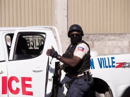 At least 25 dead leave a prisoner escape in Haiti