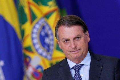 Jair Bolsonaro. REUTERS/Adriano Machado/File Photo