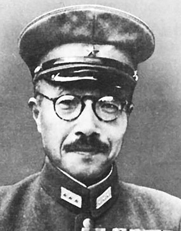 Hideki Tōjō, Primer ministro de Japón durante la Segunda Guerra Mundial