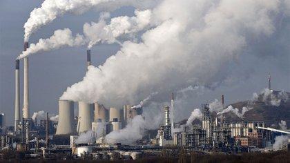 La gran concentración de CO2 que todos los días se eleva a la atmósfera es una de las causas más importantes del efecto invernadero