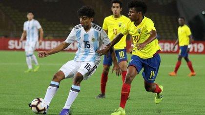 Argentina se quedó con el título Sudamericano sub 17 (@Argentina)