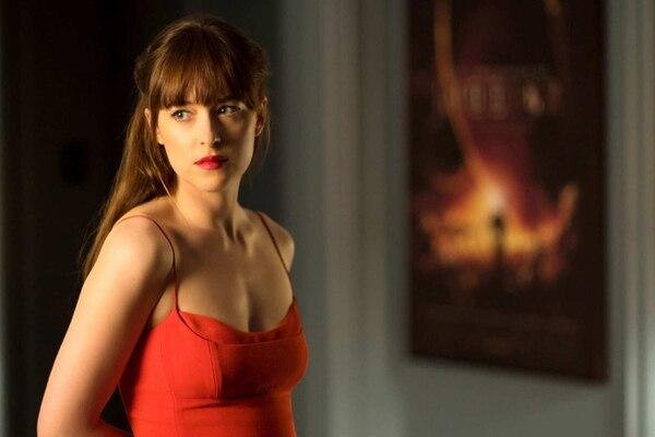 """Johnson indicó que la """"evolución sexual y emocional"""" que aborda su personaje a lo largo de la saga fue uno de sus grandes alicientes para incorporarse al universo de """"Fifty Shades"""""""