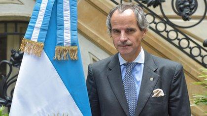 Rafael Grossi, sexto director general en la historia del OIEA