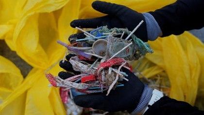 El plástico es hoy una de la mayores amenazas contaminantes